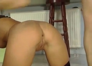 Awesome anal incest with my filthy auntie