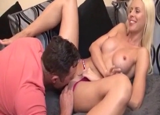 Busty stepmom enjoys dirty incest with an uncle