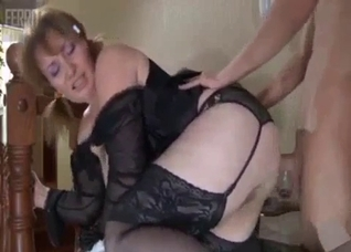 BBW sister is trying anal sex with her brother